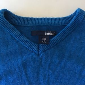 Basic Editions Shirts & Tops - 🚛 Moving sale 🚛 Blue sweater